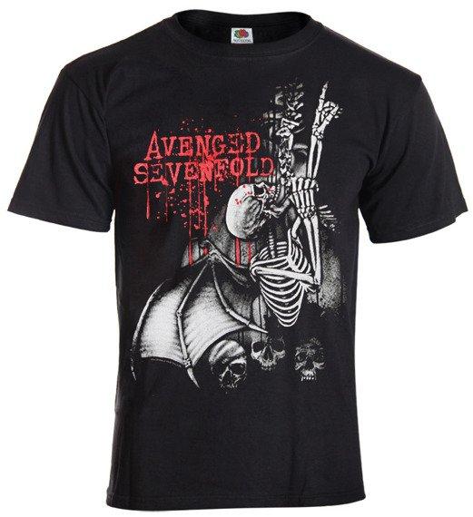 koszulka AVENGED SEVENFOLD - SPINECLIMBER