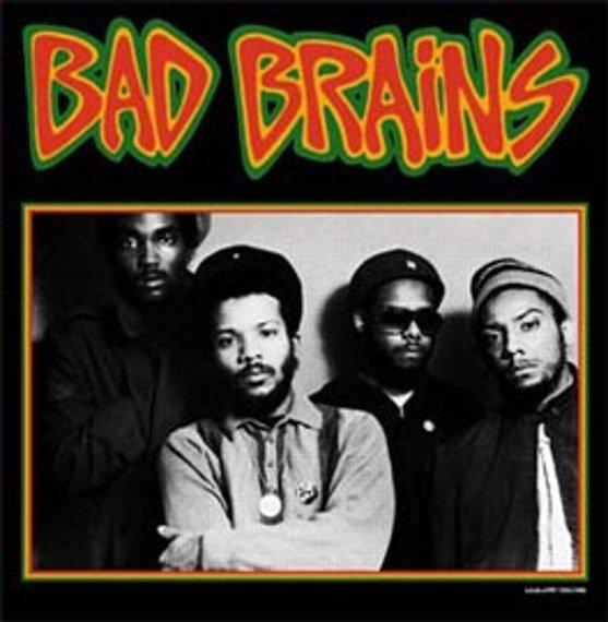 koszulka BAD BRAINS - EARLY PHOTO