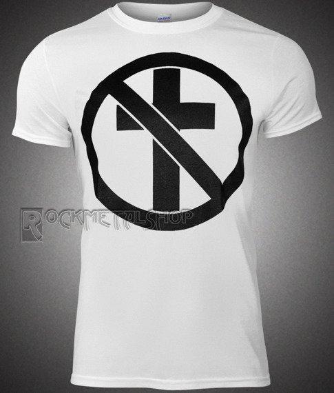 koszulka BAD RELIGION - MONOCHROME CROSSBUSTER
