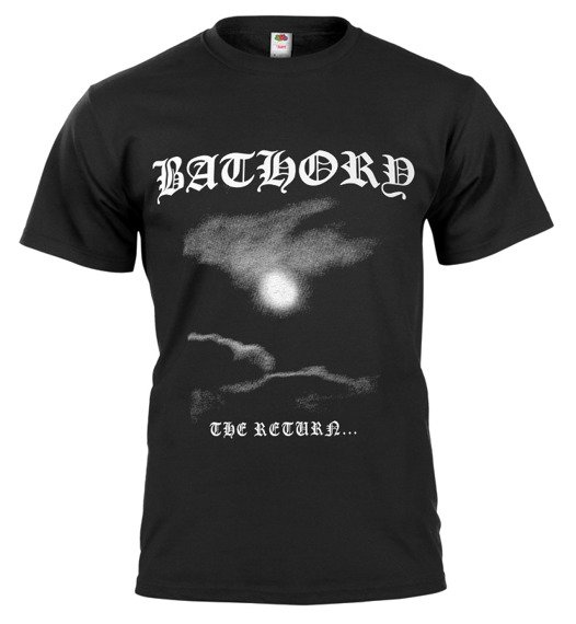 koszulka BATHORY - THE RETURN...