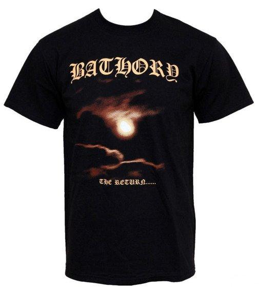 koszulka BATHORY - THE RETURN