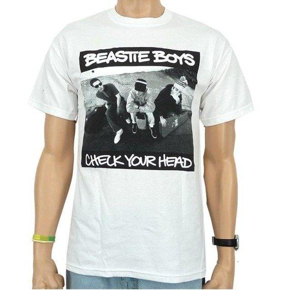 koszulka BEASTIE BOYS - CHECK YOUR HEAD