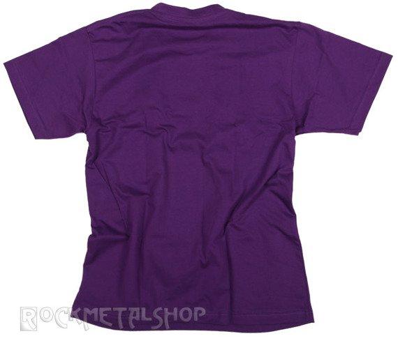 koszulka BEDNAREK - BEDNAREK fioletowa