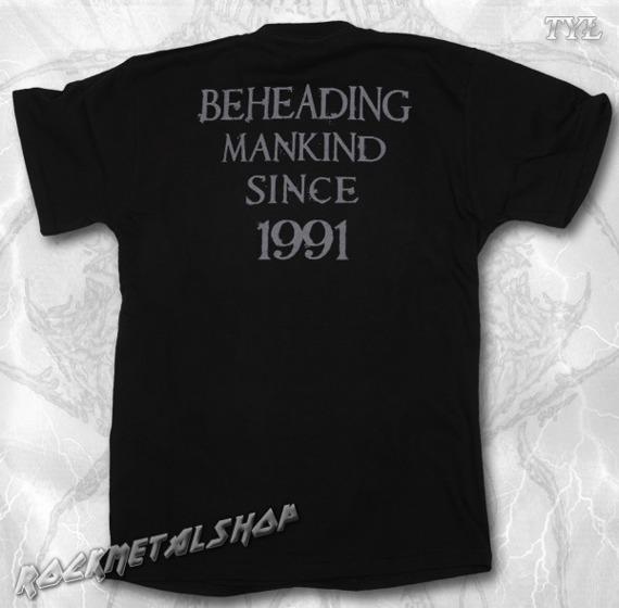 koszulka BEHEADED - BEHEADING MANKIND
