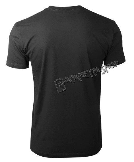 koszulka BLACK CRAFT - DEATH CARD TAROT