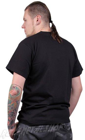 koszulka BLACK ICON - CHAOTIC SKULL (MICON009)