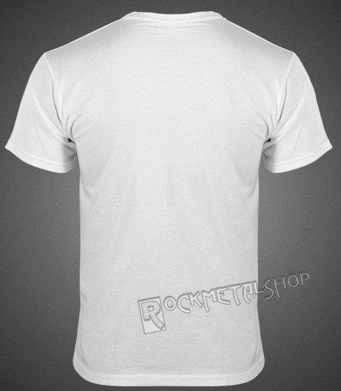 koszulka BLACK ICON - EXECUTION biała (MICON055 WHITE)
