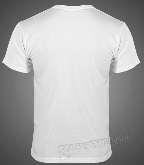 koszulka BLACK ICON - PIRANHA ATTACK (MICON057 WHITE)