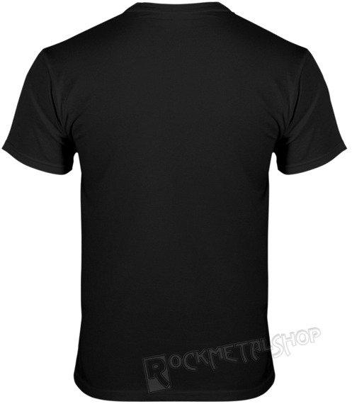 koszulka BLACK ICON - SNOW WHITE (MICON110 BLACK)