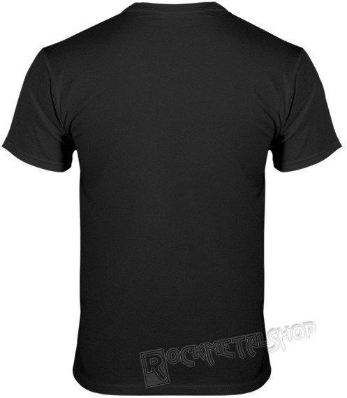 koszulka BLACK ICON - WOLF (MICON143 BLACK)