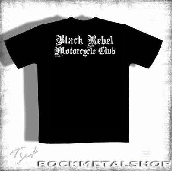 koszulka BLACK REBEL MOTORCYCLE CLUB - BRMC