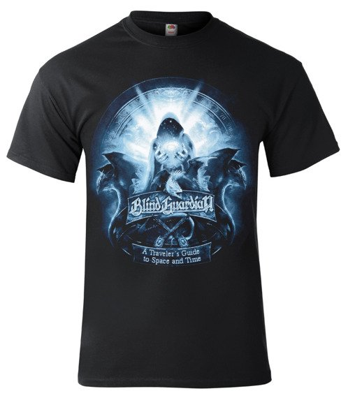 koszulka BLIND GUARDIAN - A TRAVELER'S GUIDE TO SPACE AND TIME