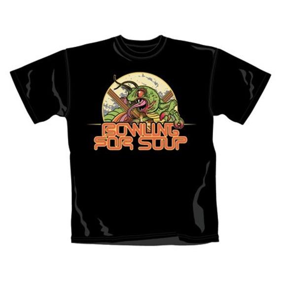 koszulka BOWLING FOR SOUP - SOUPAPEDE