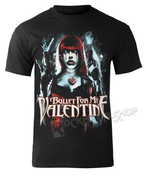 koszulka BULLET FOR MY VALENTINE  - GUN WOMAN