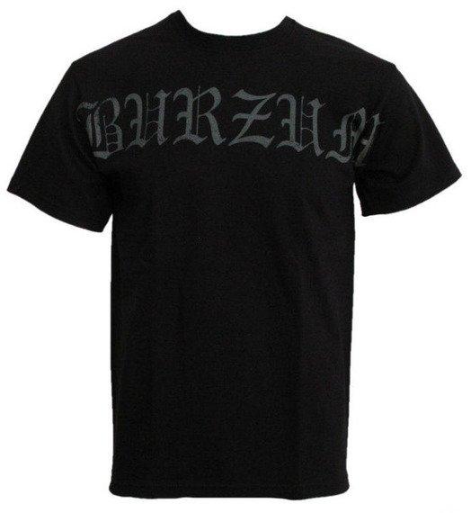 koszulka BURZUM - LARGE LOGO