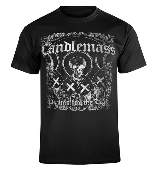 koszulka CANDLEMASS - PSALMS FOR THE DEAD