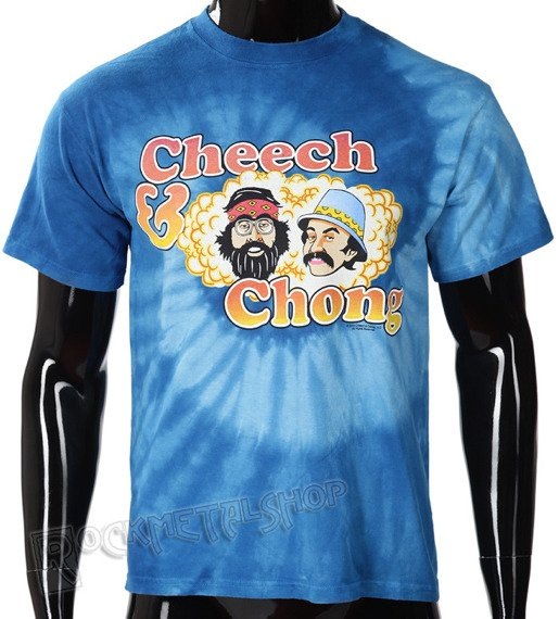 koszulka CHEECH AND CHONG - CHEECH AND CHONG SPIRAL