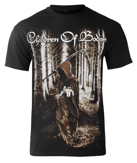 koszulka CHILDREN OF BODOM - DEATH WANTS YOU
