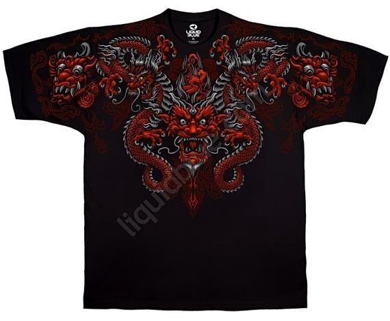koszulka CHINESE DRAGON