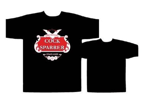koszulka COCK SPARRER - SPARRER ARTOIS