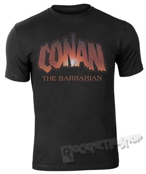 koszulka CONAN THE BARBARIAN - LOGO