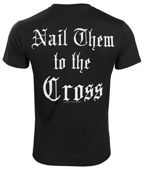 koszulka DARK FUNERAL - NAIL THEM TO THE CROSS
