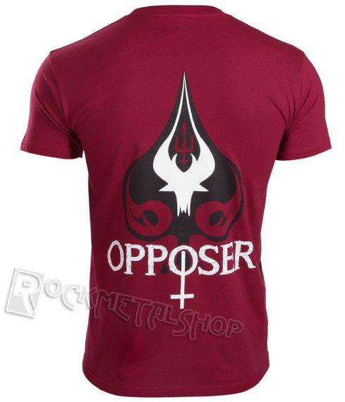 koszulka DARKSIDE - RED OPPOSER