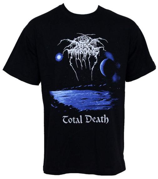 koszulka  DARKTHRONE - TOTAL DEATH