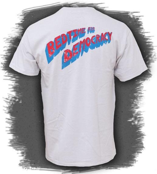 koszulka DEAD KENNEDYS - BEDTIME FOR DEMOCRACY