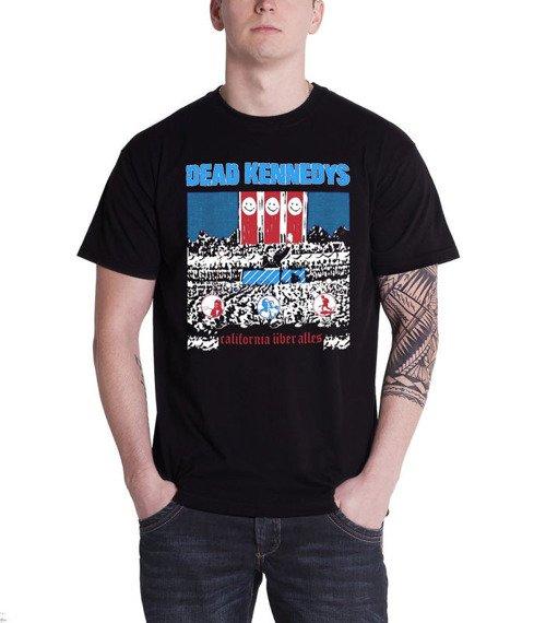 koszulka DEAD KENNEDYS - CALIFORNIA UBER ALLES