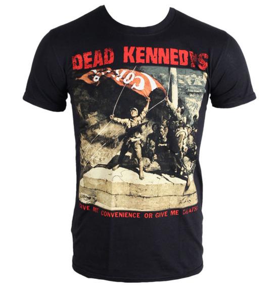 koszulka DEAD KENNEDYS - CONVENIENCE OR DEATH