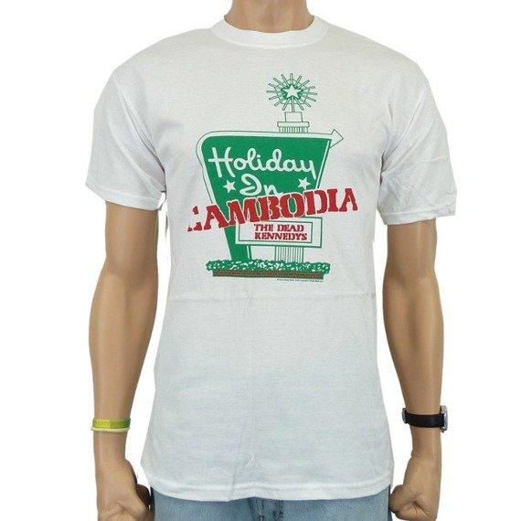 koszulka DEAD KENNEDYS - HOLIDAY