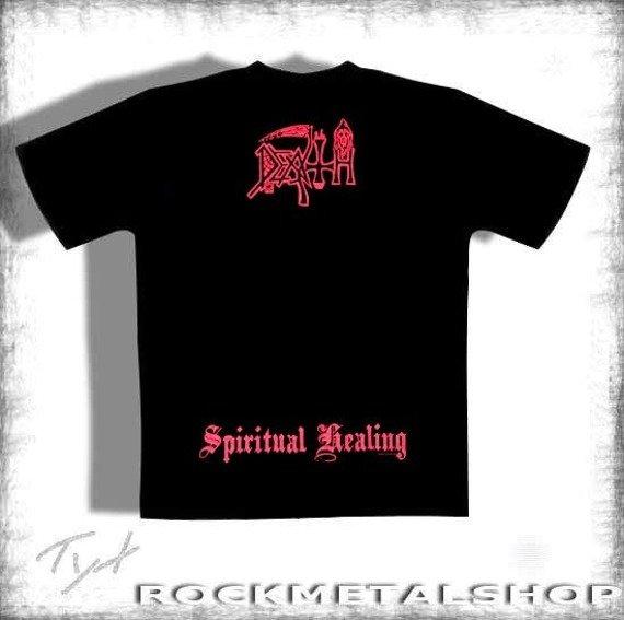 koszulka  DEATH-SPIRITUAL HEALING