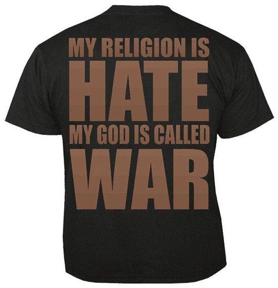 koszulka DEBAUCHERY - HATE
