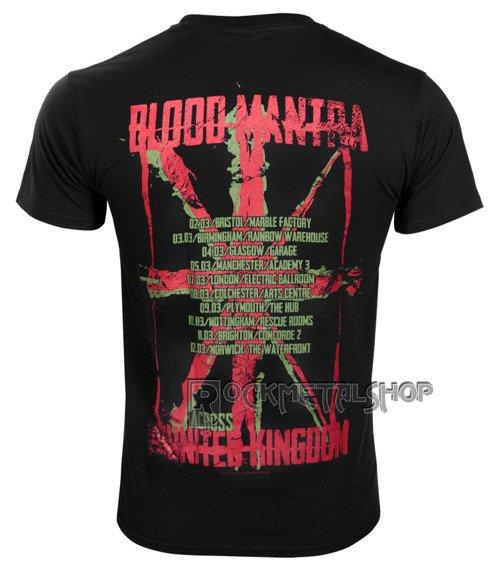 koszulka DECAPITATED - BLOOD MANTRA TOUR