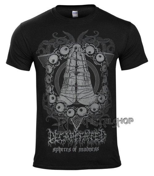 koszulka DECAPITATED - SPHERES OF MADNESS