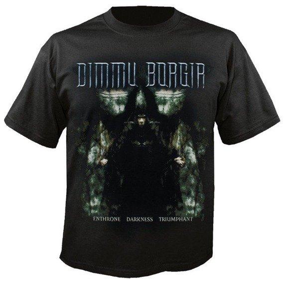 koszulka DIMMU BORGIR - ENTHRONE DARKNESS MMXII