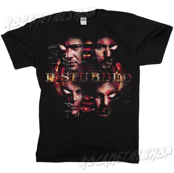 koszulka DISTURBED - CLOSE TOUR 2008