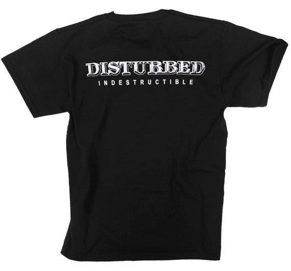 koszulka DISTURBED - INDESTRUCTIBLE