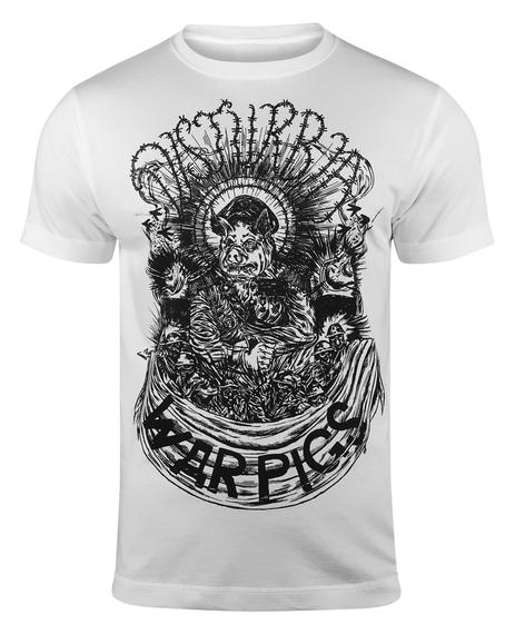 koszulka DISTURBIA - WAR PIGS