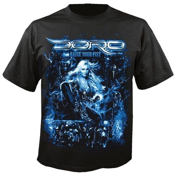 koszulka DORO - RAISE YOUR FIST