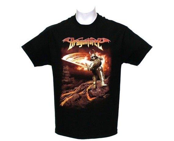 koszulka DRAGONFORCE - FLAMES ARMOUR