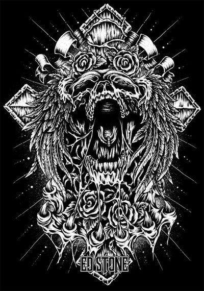 koszulka ED STONE - FATALITY