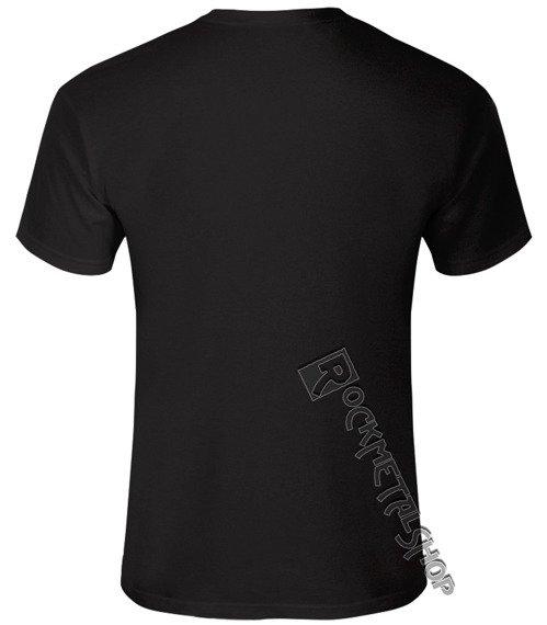 koszulka ELVIS PRESLEY - BLACK ON BLACK