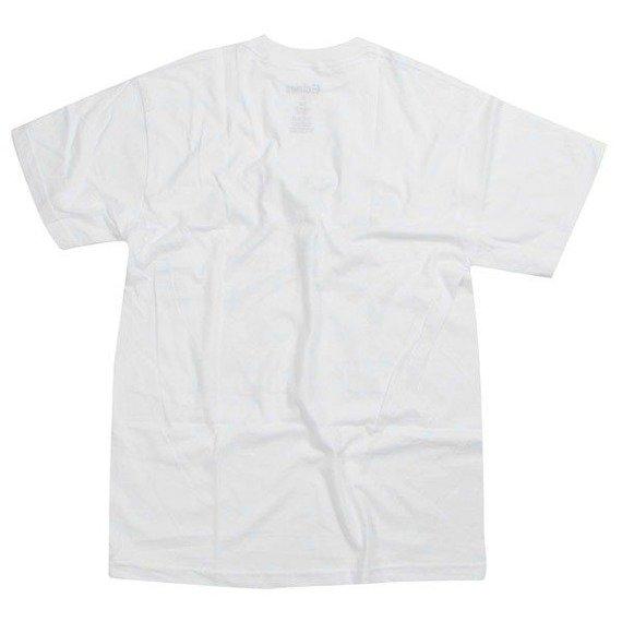 koszulka ETNIES - BONES (WHITE) 09'