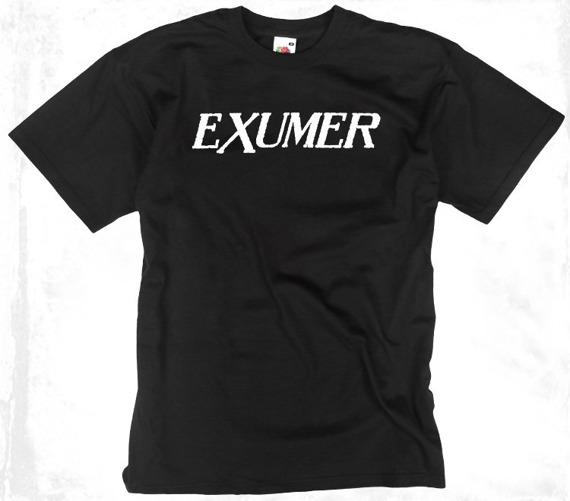 koszulka EXUMER - POSSESED BY FIRE