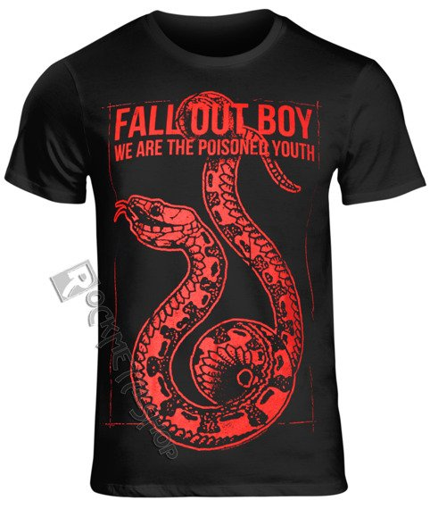 koszulka FALL OUT BOY - SNAKE