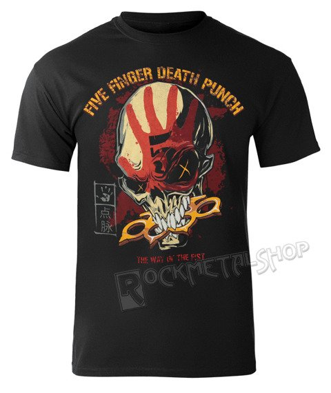 koszulka FIVE FINGER DEATH PUNCH - THE WAY