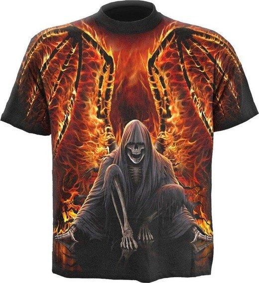 koszulka FLAMING DEATH