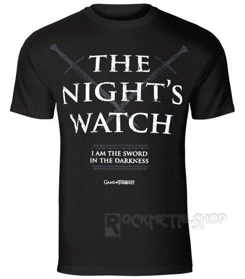 koszulka GAME OF THRONES - NIGHT'S WATCH